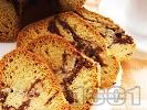 Рецепта Бананов кекс с какао